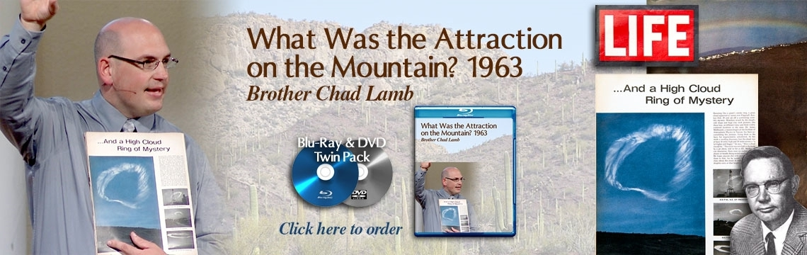 What was the Attraction on the Mountain? 1693